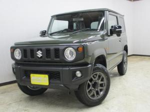 スズキ ジムニー XC 4WD ターボ スズキセーフティサポート