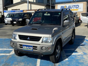 三菱 パジェロミニ アニバーサリーリミテッドVR 4WD 中部地方使用車 ターボ車 ABS キーレス 電動格納ミラー エアコン パワステ パワーウインドウ エアバッグ 純正アルミホイール
