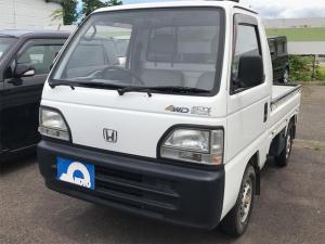 ホンダ アクティトラック SDX 5速マニュアル 4WD エアコン 作業灯 3方開