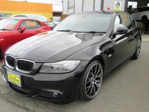 BMW 3シリーズ 320i Mスポーツパッケージ ホムラ2X10 レムスマフラ