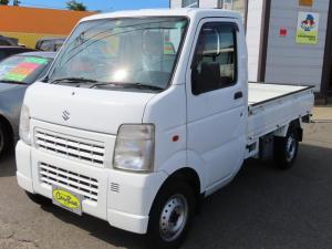 スズキ キャリイトラック KCエアコン・パワステ・4WD・5速MT