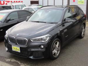 BMW X1 sDrive 18i Mスポーツ ワンオーナー LEDオートライト インテリジェントセイフティシステム