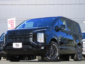 三菱 デリカD:5 G パワーパッケージ 4WD AmzStudio BK-ED仕様 新品AWセット レダクル&衝突軽減 アラビューモニタ ステリモ 両側Pスライド 後Pゲート