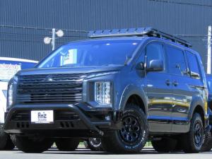 三菱 デリカD:5 G パワーパッケージ 4WD AmzStudio 1.2UP仕様 新品AWセット レダクル&衝突軽減 両側Pスライド 寒冷地仕様