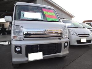 スズキ エブリイワゴン PZターボスペシャル4WD ハイルーフ 両側電動スライドドア