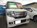 ホンダ/N-BOXカスタム G・ターボLパッケージ 4WD 両側電動スライドドア ETC