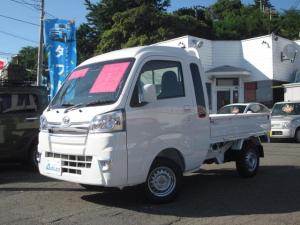 ダイハツ ハイゼットトラック ジャンボSAIIIt 4WD エアコン WエアB LEDヘッドランプ