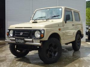 スズキ ジムニー ワイルドウインド 4WD リフトアップ NEWエンジン