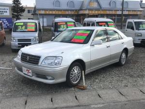 トヨタ クラウン ロイヤルエクストラFour Qパッケージ 4WD CD