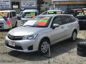 トヨタ カローラフィールダー 1.5G 4WD メモリーナビ フルセグTV バックカメラ