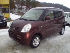 日産 モコ E FOUR 車検整備付 4WD Tチェーン車