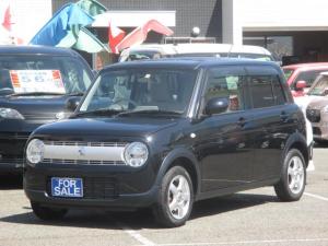 スズキ アルトラパン G 4WD車 プッシュスタートエンジン スズキセーフティサポート 社外ナビゲーションシステム 社外アルミホイール 社外ETC シートヒーター ベンチシート