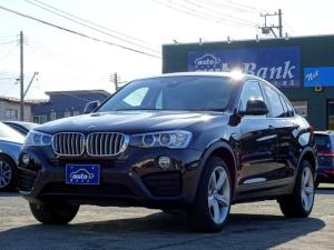 BMW X4 xDrive 28i 純正ナビ フルセグTV バックカメラ