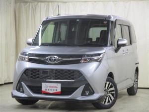 トヨタ タンク カスタムG 4WD 両側パワースライドドア バックモニター