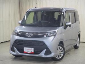 トヨタ タンク X 片側パワースライドドア 4WD スマートキー 盗難防止システム