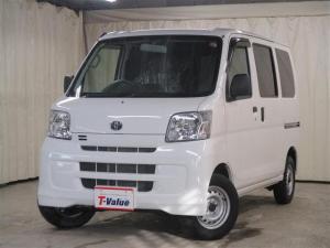 トヨタ ピクシスバン スペシャル 4WD MT エアバック エアコン パワステ