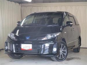 トヨタ エスティマハイブリッド アエラス プレミアムエディション 4WD 両側Pスライドドア