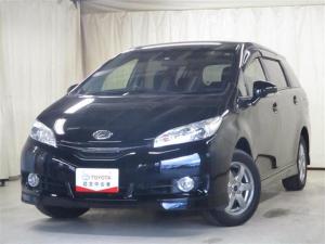 トヨタ ウィッシュ 1.8X 4WD スマートキー 社外アルミ HID