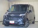 トヨタ/タンク カスタムG 4WD 両側パワースライドドア スマートキー