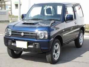 スズキ ジムニー XG 4WD キーレス ABS CD 運転席エアバッグ
