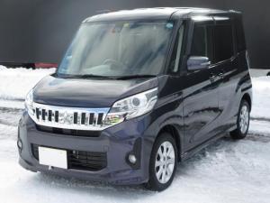 三菱 eKスペースカスタム カスタムG e-アシスト 4WD