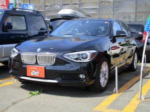 BMW 1シリーズ 116i スタイル 純正ナビ ETC
