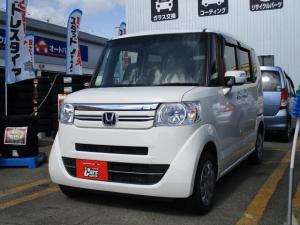 ホンダ N-BOX+  福祉車両 G・Lパッケージ 車いす仕様車 プッシュスタート ETC ナビ バックカメラ
