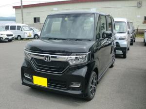ホンダ N-BOXカスタム G・Lホンダセンシング 4WD エンジンプッシュスタート