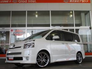 トヨタ ヴォクシー ZSサンルーフ 両側電動ドア 新品19AW 新品シートカバー