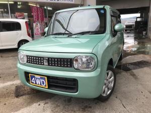スズキ アルトラパン XL 4WD ナビ ETC スマートキー