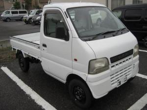 スズキ キャリイトラック KUスペシャル 4WD MT エアコン