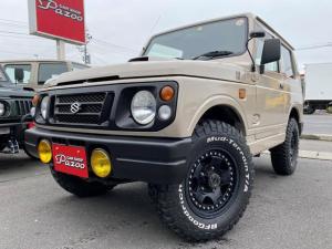 スズキ ジムニー ワイルドウインド 4WD BFグッドリッジ 社外アルミ