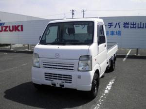 マツダ スクラムトラック 4WD パワステ エアコン