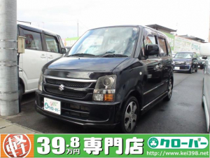 スズキ ワゴンR FX-Sリミテッド スマートキー HIDライト 5/15-21限定車