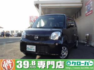 日産 モコ X FOUR 4WD ETC シートヒーター