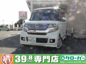 ホンダ N-BOXカスタム G・Lパッケージ スマートキー HIDライト