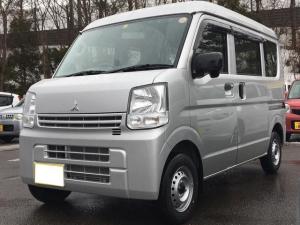 三菱 ミニキャブバン M 4WD 4AT エアコン パワステ ドアバイザー カーペットマット ラジオ付き