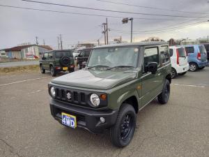 スズキ ジムニー XL スズキセーフティサポート装着車 4WD  ナビ ETC マット バイザー