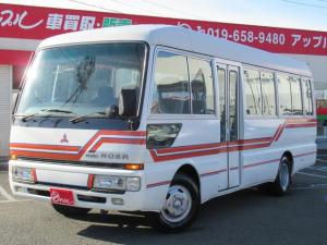 三菱ふそう ローザ バス DX ハイルーフ