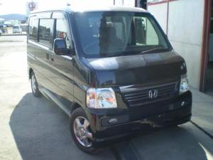 ホンダ バモス L 4WD CD バックカメラ 両側スライドドア