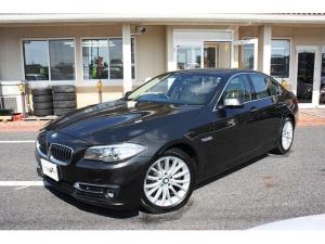 BMW 5シリーズ 523iラグジュアリー 純正ナビTV 革シート レーンキープ