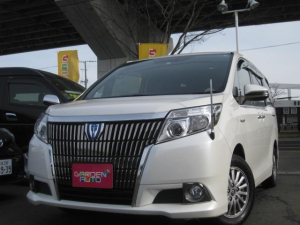 トヨタ エスクァイア ハイブリッドXi 1オーナー 両側パワスラ HDDナビ
