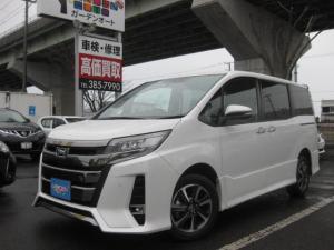 トヨタ ノア Si ダブルバイビーII マルチユーティリティ 4WD 10.5型ナビ モデリスタマルチボード付