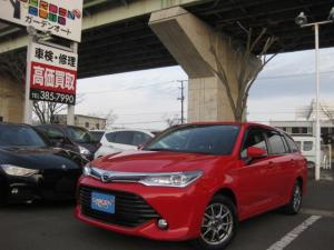 トヨタ カローラフィールダー 1.5G プッシュスタート ナビ