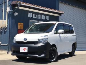 トヨタ ヴォクシー X 4WD 4ナンバー 5人乗り アウトドア仕様 新品タイヤ