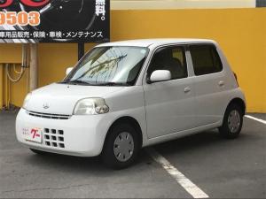 ダイハツ エッセ L 4WD CD キーレス エンジンスターター 軽自動車