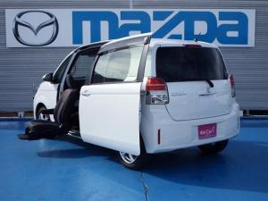 トヨタ スペイド ウェルキャブ 助手席リフトアップシート 4WD HDDナビ 片側スライドドア