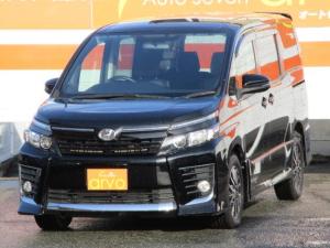 トヨタ ヴォクシー ZS ナビ フリップダウン 両側Pスラ 1年間保証付き