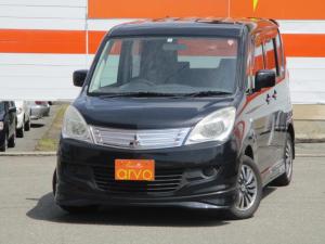 三菱 デリカD:2 X 4WD 左パワースライド ナビ シートヒーター