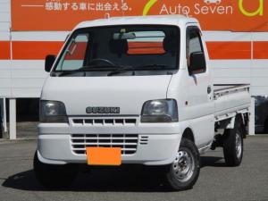 スズキ キャリイトラック KU  パワステ 4WD